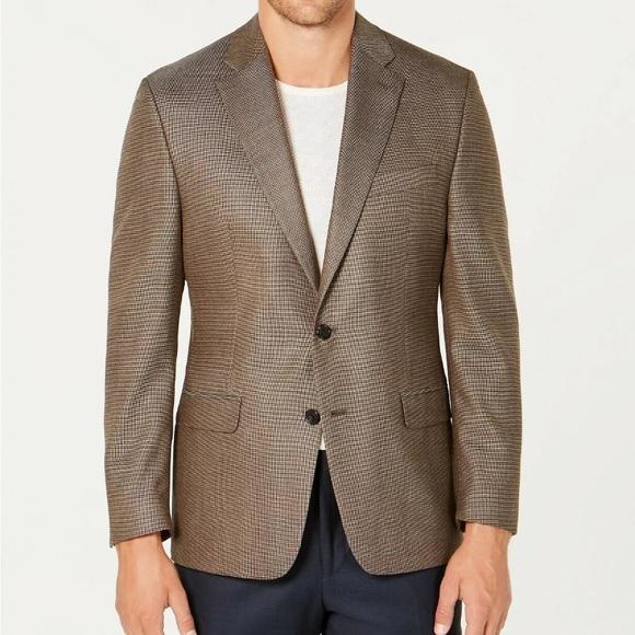 Lauren Ralph Lauren Silk Wool Sport Coat